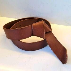 Banana Republic Tan Leather Belt